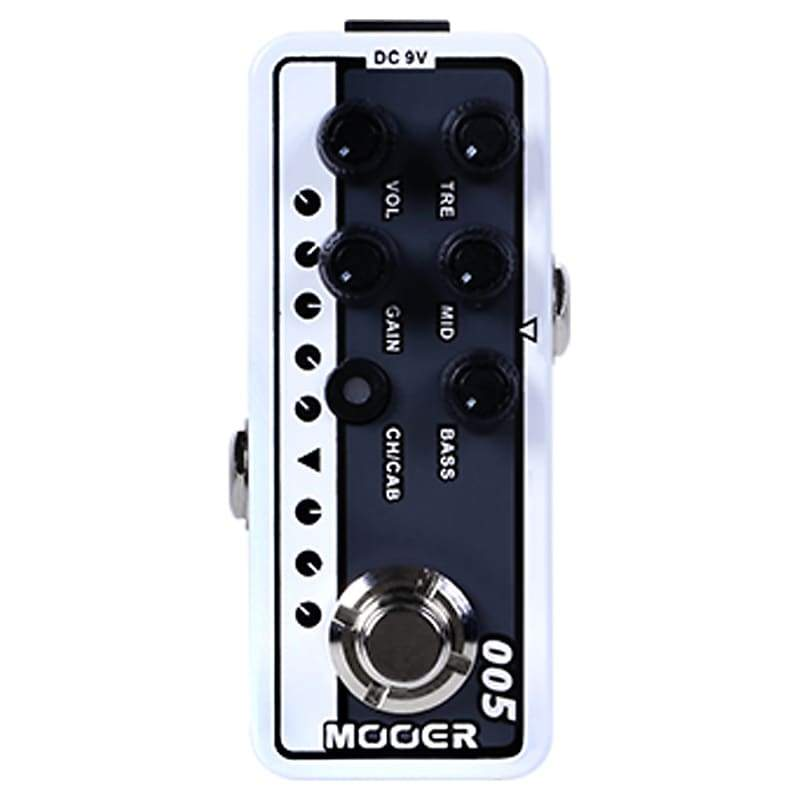 Mooer Brown Sound 3 Micro Preamp Pedal