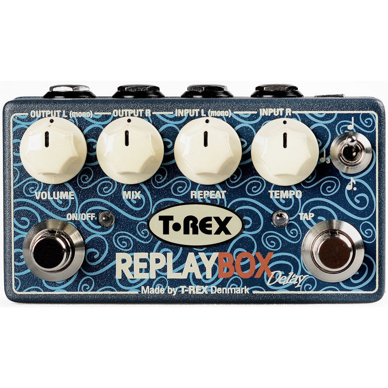 T Rex Replay Box Stereo Delay