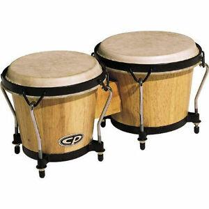 LP Percussion Traditional Bongo - Natural