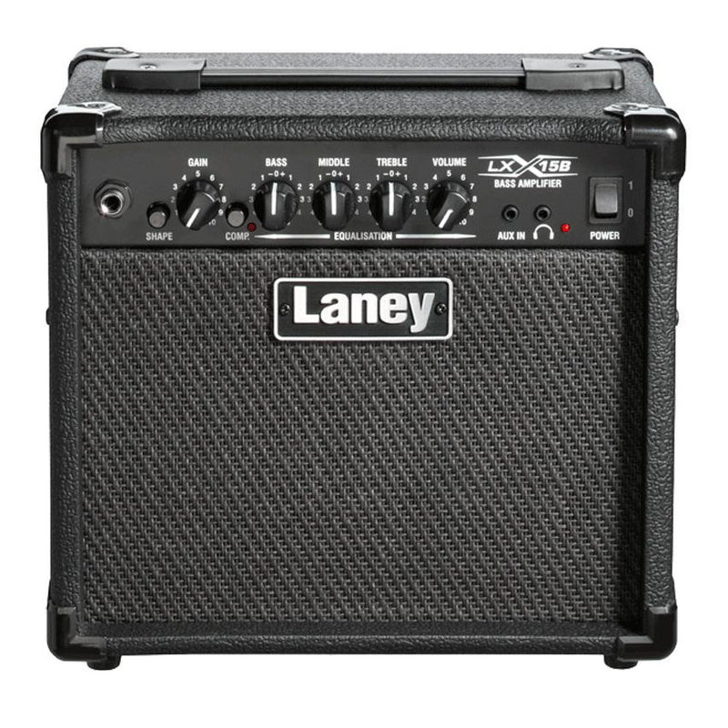 Laney LX15 2x5 15 watt Bass Amp