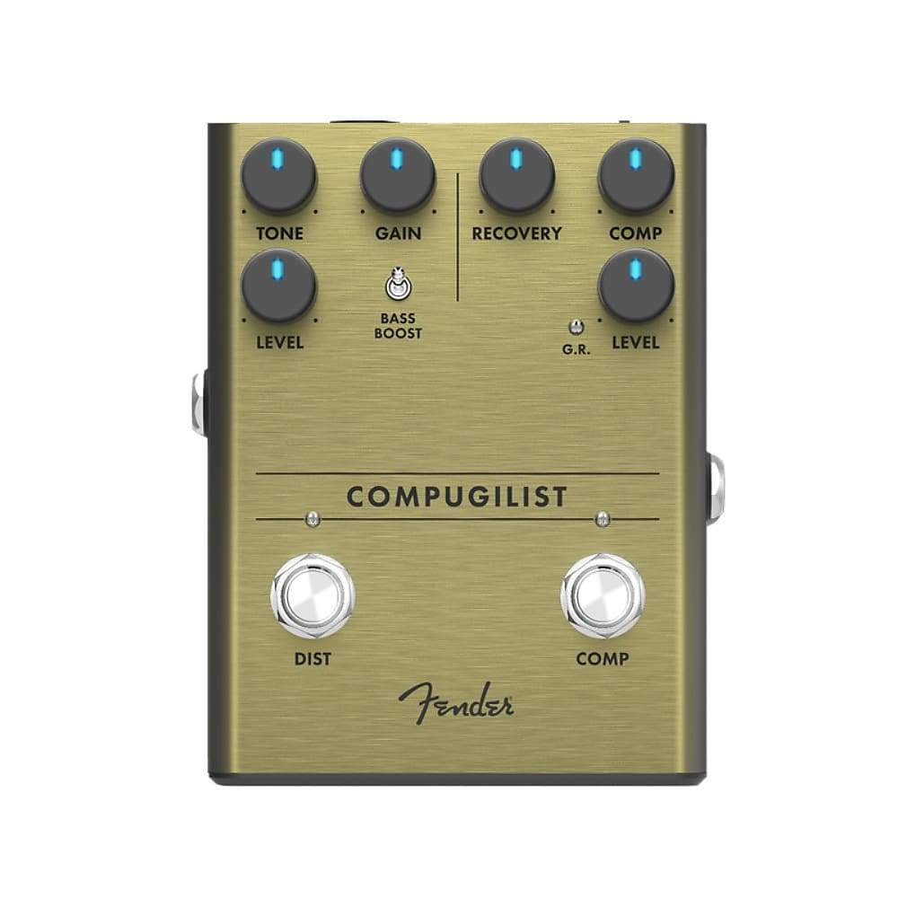 Fender Compugilist Comp/Distortion