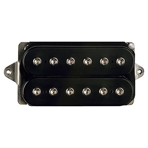 Dimarzio DP100B Super Distortion Black - F Spaced