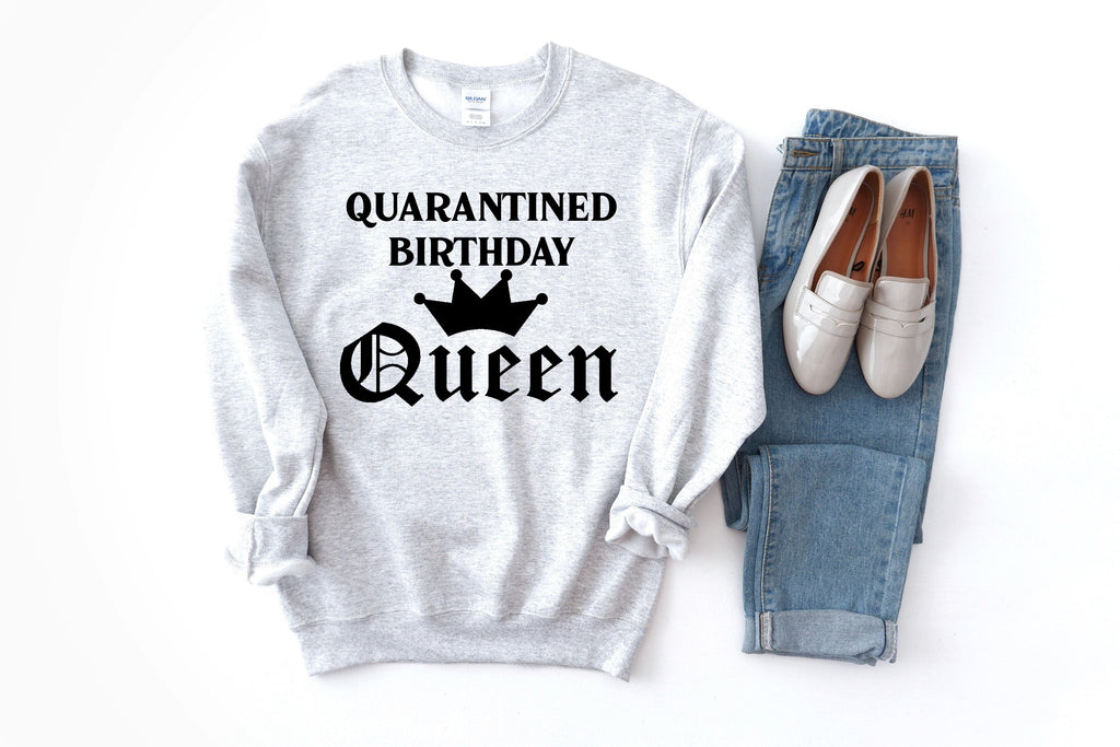 Quarantined Birthday Queen