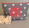Customized makeup bag/gadget pouch