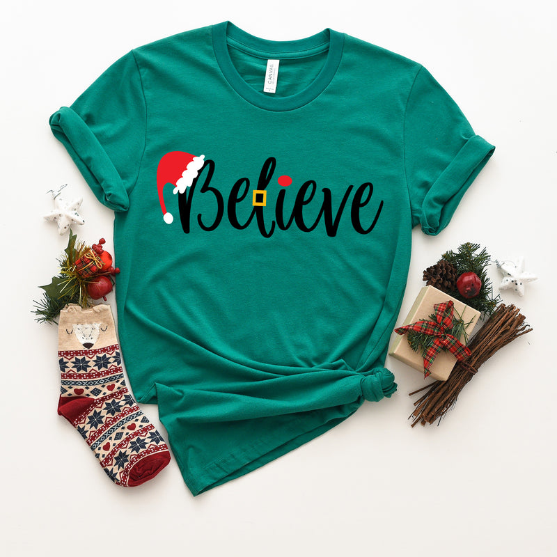 Christmas Believe Shirt