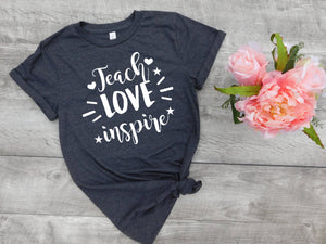 Teachers Shirt, Teachers Gift, Gift for Teacher, Christmas Gift for Teacher, Teacher Appreciation gift