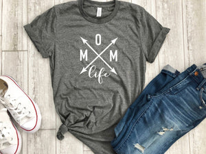 Mom life tee - blessed mama tee - mom life tshirt - womens graphic tee - mom tee - mom shirt - gift ideas for mom - mom to be tee - new mom