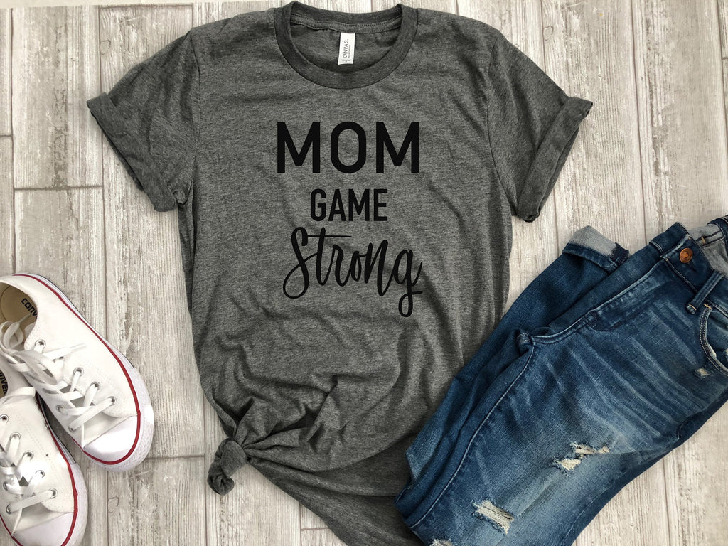 mothers day tee - shirt for mom - mom qualities - mom t-shirt - super mom - mom gift - gift for her - mothers day gift - gift for wife