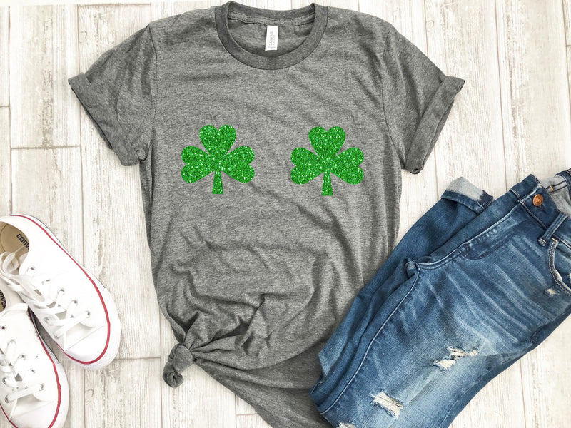Lets get shamrocked - irish shirt - irish af tee - St. Patricks day shirt - womens st. patricks day shirt - irish womens shirt - irish shirt