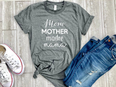 mothers day gift - gift for mothers day - mothers day shirt - shirt for mom - funny mom tee - mom tshirt - mom gift - gift for her