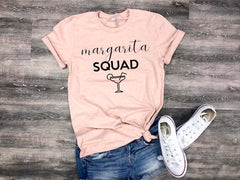 Cinco de mayo shirt, cinco de mayo tee, cinco de drinko shirt, margarita squad, drinking shirt, fiesta shirt, bridal party shirt
