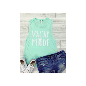 Vacation mode shirt, vacation, vaca tee, vaca tshirt, vacation tee, shirt, vacation shirt, trip shirt, vaca mode, vibes shirt, vaca all day