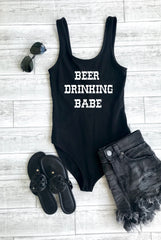 Country fest tops, beer drinking babe, cute women's bodysuit, southern vibes, country fest outfit, country music festival, music fest,