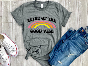 Good vibes only shirt, good vibes tee, retro shirt, retro tee, good vibes only tee, good vibes tshirt, Good vibes shirt, good vibe tribe tee
