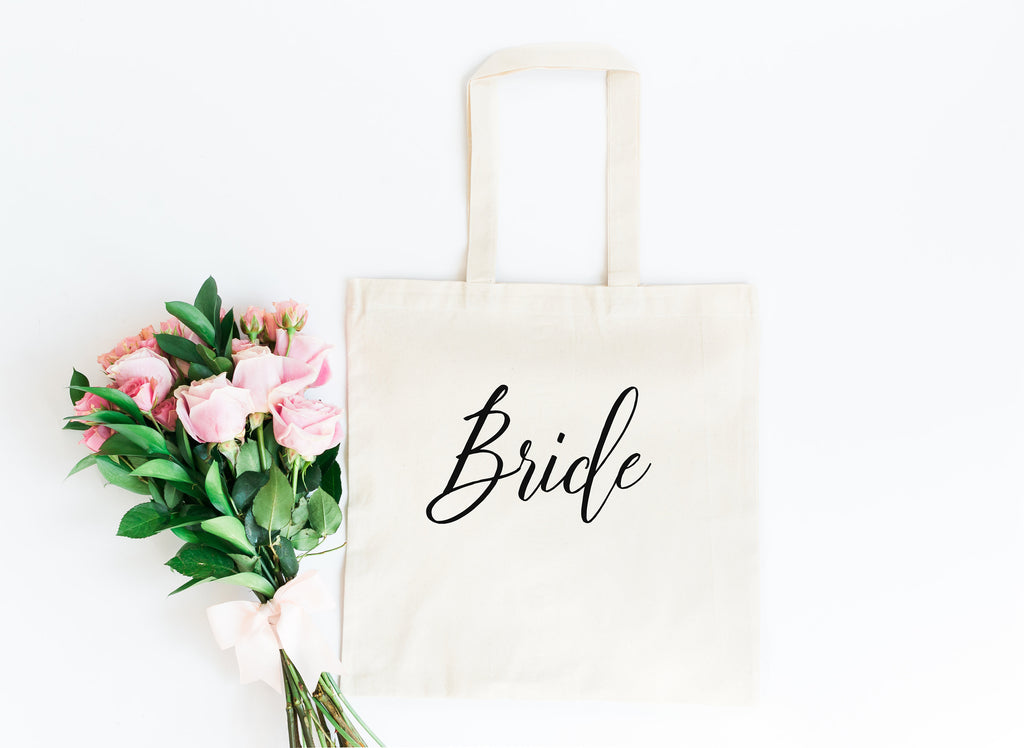 Bride tote, bridal tote bag, bride bag, bridal tote, gift for bride, tote for bride, bride gift, bride tote bag, wedding gift, mrs tote bag