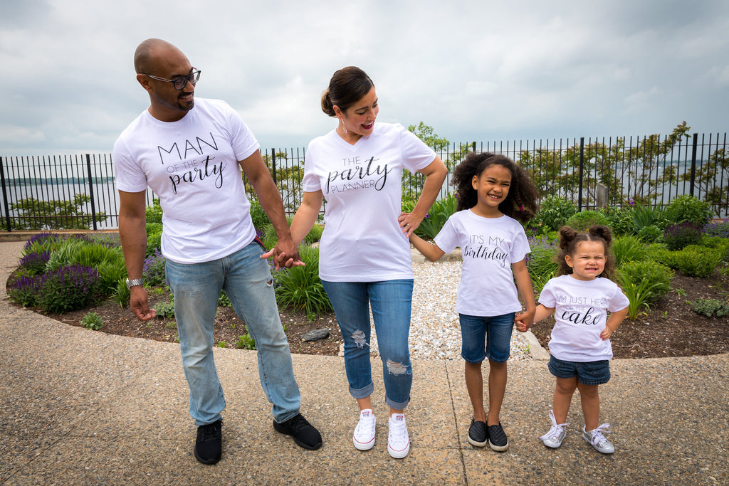 family birthday shirts, birthday family shirts, matching family birthday shirts, birthday party shirts, theme birthday party shirts
