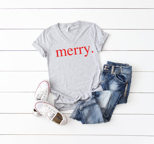 Christmas party shirt, cute merry shirt, Holiday shirt, Women's Christmas shirt, women's Christmas top, women's holiday tee, Holiday top