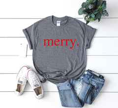 Merry Christmas shirt,Christmas shirt,Christmas party shirt,Cute Women's holiday shirt,Women's Christmas top,Xmas shirt,Holiday t-shirt
