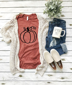Cute halloween outfit- Halloween top- Holiday tee-Shirt for halloween party- Pumpkin shirt- Women's halloween shirt -Halloween costume shirt