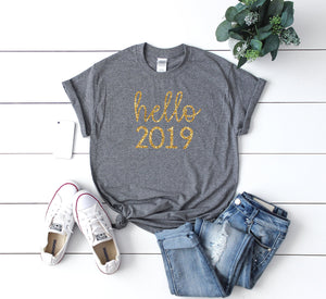 New Years shirt, Nye shirt, glitter new years shirt, womens new years eve shirt, new years eve shirt women, cheers shirt, 2019 shirt, NYE