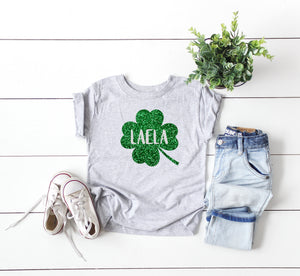 personalized St. Patricks day shirt - St. Patricks day shirt for baby  - St. Patricks day shirt for toddler - St. Patricks day shirt for kid