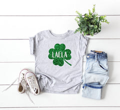 kids shamrock shirt - St. Patricks day shirt for baby  - St. Patricks day shirt for toddler - St. Patricks day shirt for kid