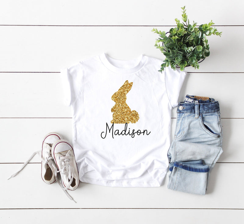 glitter easter shirt - baby easter shirt - kids easter shirt  - custom easter shirt - cute easter shirt kids - toddler easter shirt