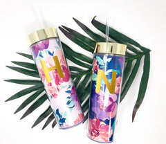 Bridesmaid Cups - Personalized Tumbler with Straw - Maid of Honor Gift - Bridesmaid Tumbler - Bridesmaid Gift Tumbler - Bridesmaid proposal