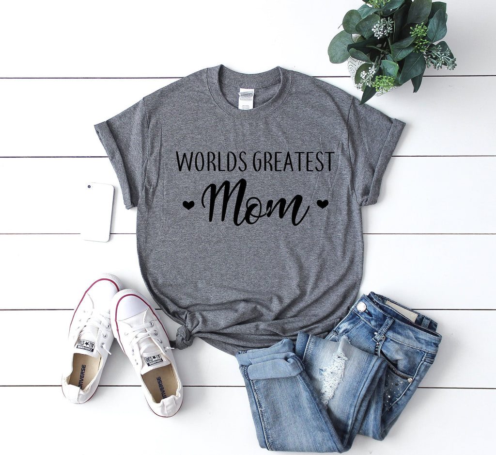 mothers day shirt, gift for mom, worlds best mom gift, mothers day gift, greatest mom gift