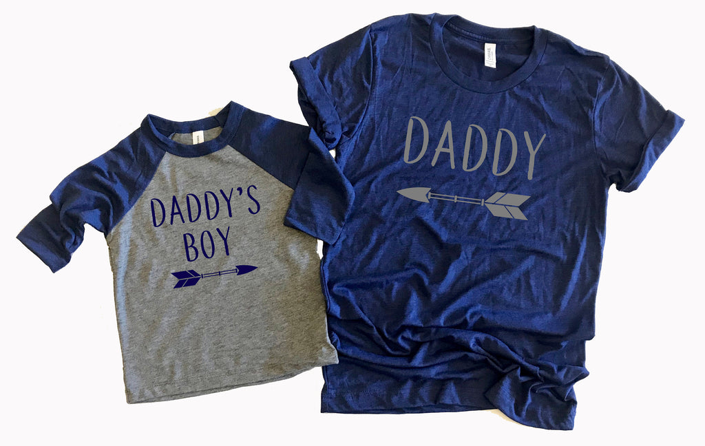 gift for dad, matching shirts for dad, daddy and me matching set, dad and son matching, daddy and me tees, dad's bday gift, matching set