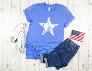 patriotic shirt, star tee, 4th of july womens, fourth of july shirt, 4th of july shirt, memorial day shirt, funny 4th of july shirt