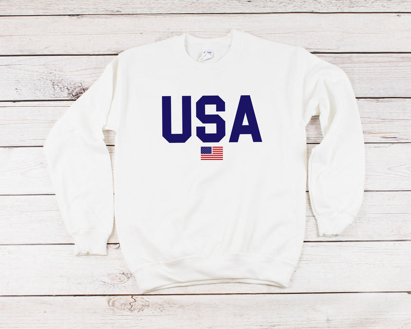 america shirt, 4th of july sweatshirt, USA shirt, womens 4th of july, 4th of july, patriotic shirt, red white and blue, 4th of july pullover