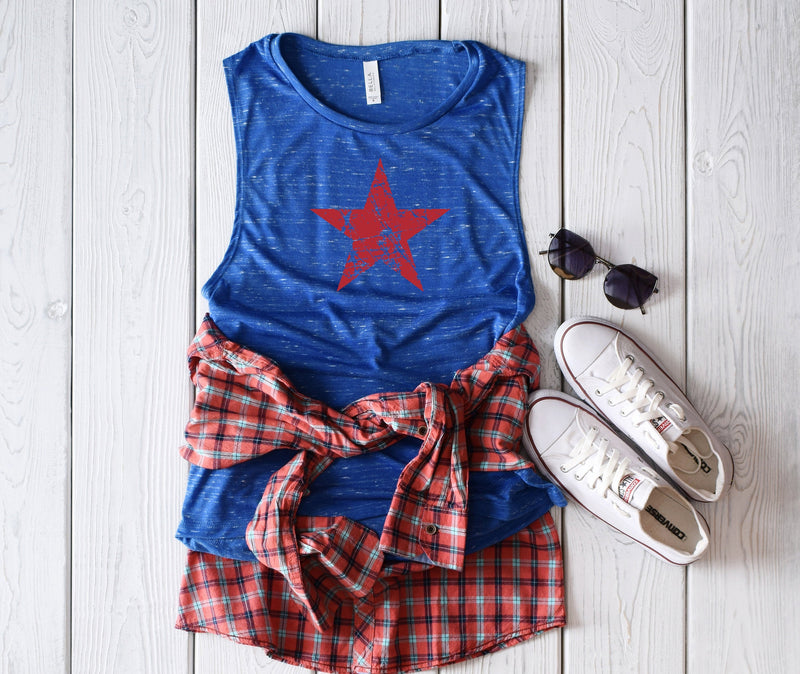usa tank, star tank, fourth of July tank, patriotic tank, memorial day tank, 4th of July shirt, 4th of July tank top, red white blue