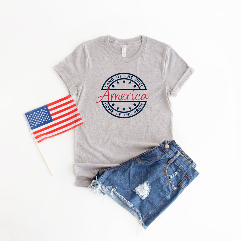 america shirt, america tshirt, 4th of July womens shirt, red white and blue shirt, patriotic shirt, womens 4th of july shirt
