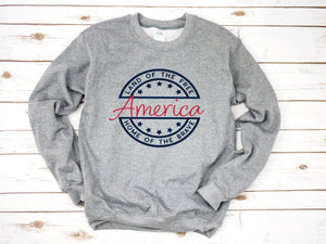 america sweasthirt, 4th of july sweatshirt,  womens 4th of july, america shirt, 4th of july, patriotic shirt, 4th of july pullover