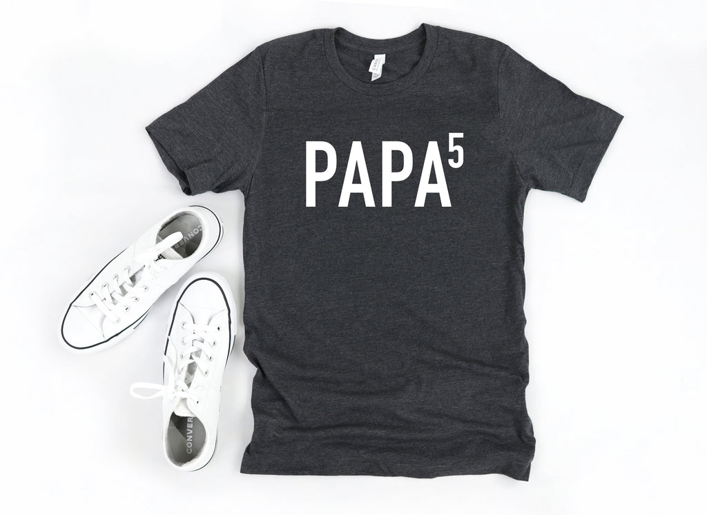 Fathers day gift for papa, Papa shirt, funny fathers day gift, birthday gift for grandpa, custom papa shirt, bday gift for papa