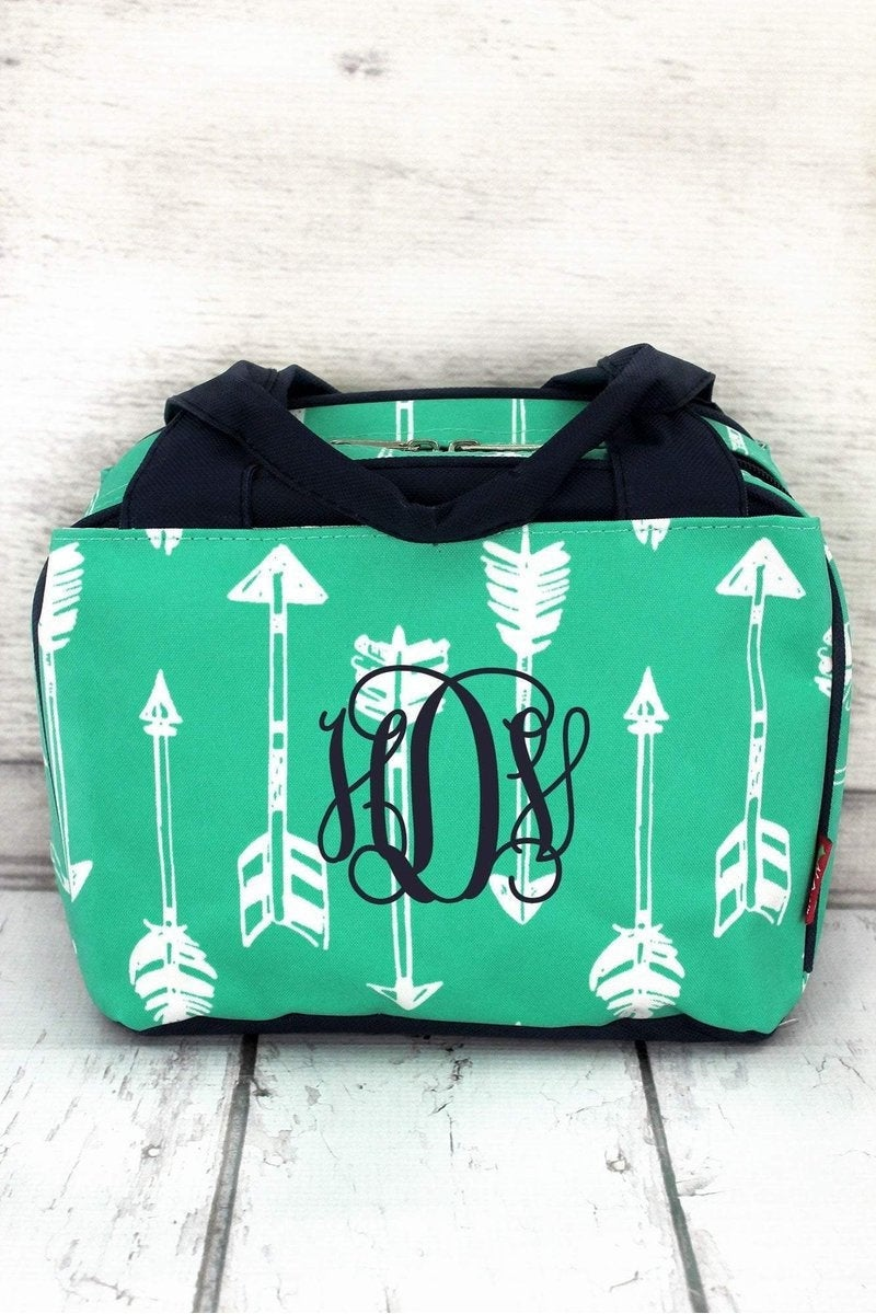 girls lunchbox, cute lunch bag, school lunch bag, arrow bag, girls lunch bag, arrow lunch box, monogram backpack, cute kids backpack
