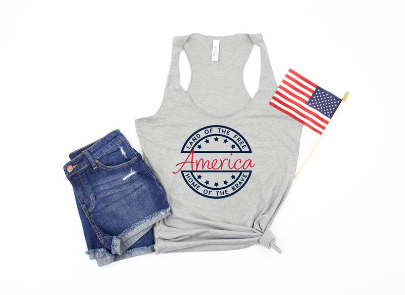 america tank - star shirt - 4th of july tank -  womens 4th of july shirt - 4th of july shirt women - fourth of july tank - patriotic tank