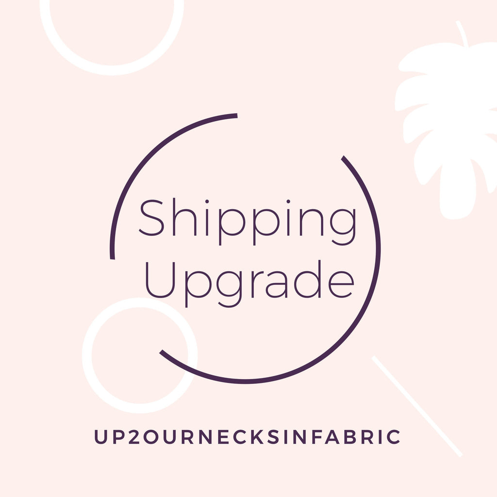 Shipping upgrade Cost