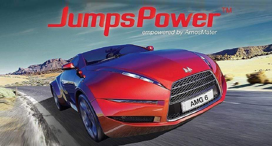 JumpsPower | Car Jump Starter and Powerbank