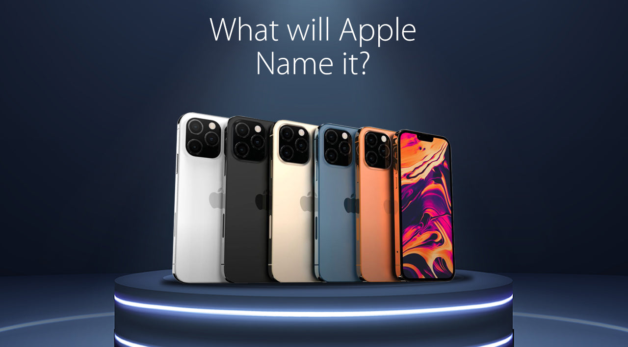 What will apple name it's 2021 iPhone