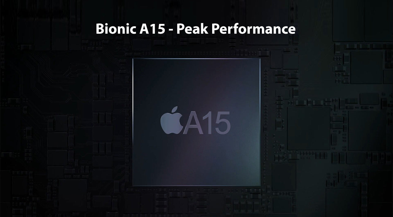 iPhone 13 comes with A15 Bionic Chip