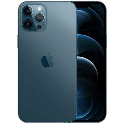 Apple Mobile Pacific Blue Apple iPhone 12 Pro Max (A2412 Dual SIM 256GB 5G)