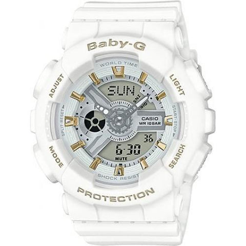 Casio Baby-G Watch BA-110GA-7A1 - Front View
