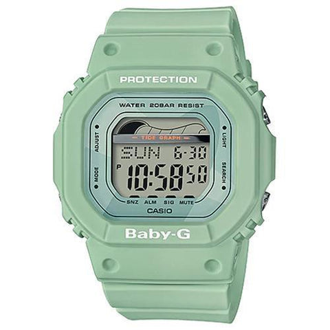 Casio Baby-G G-Lide Watch BLX-560-3DR - Front View