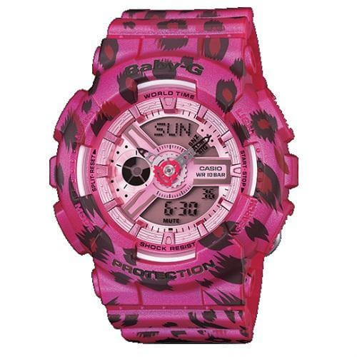Casio Baby-G Watch BA-110LP-4A