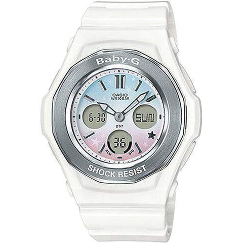 Casio Baby-G Watch BGA-100ST-7ADR - Front View