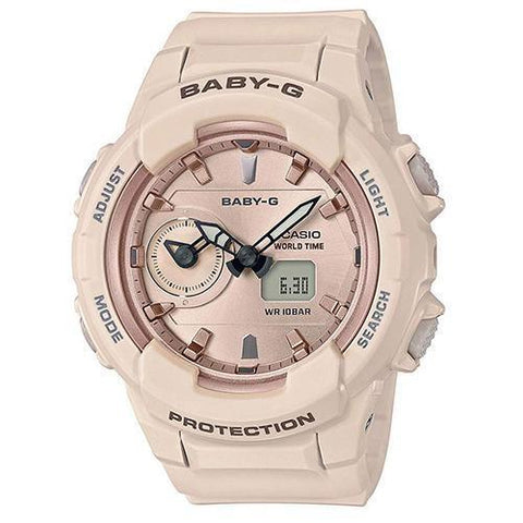 Casio Baby-G Watch BGA-230SA-4ADR - Front View