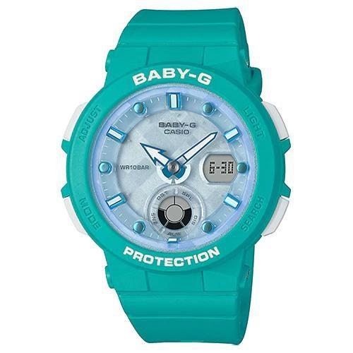 Casio Baby-G Watch BGA-250-2A - Front View