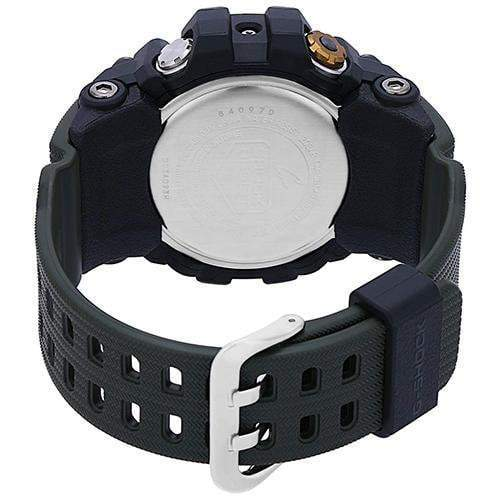 Casio G-Shock MUDMASTER Watch GSG-100-1A3DR - Back View
